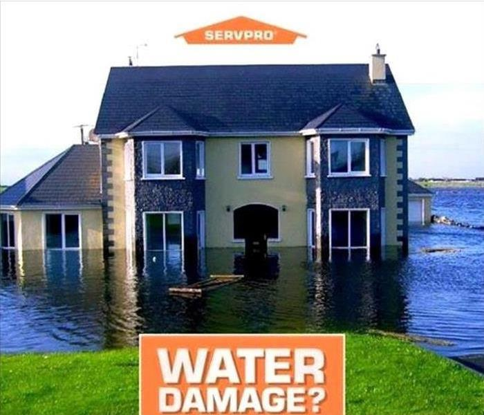 Water Damage SERVPRO of Houston Heights